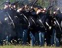 [The Union Line Firing on Sunday]