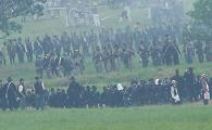 [Saturday Battle at Gettysburg]